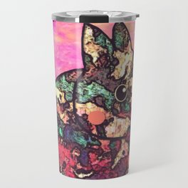 rabbit-73 Travel Mug