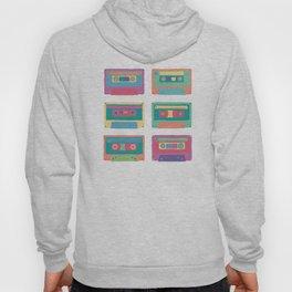 cassette tapes Hoody