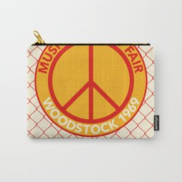 WOODSTOCK MUSIC AND ART FAIR 1969 Carry-All Pouch