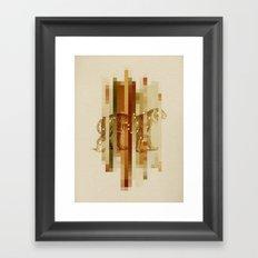 CBT Framed Art Print