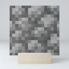 MC Cobblestone Mini Art Print