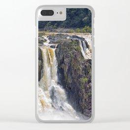 Barron Falls in Queensland Clear iPhone Case