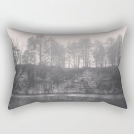 Hidden Lake Rectangular Pillow