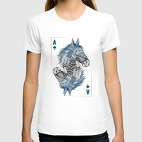 ace T-shirts featuring American Pharoah (Ace) by Rachel Caldwell