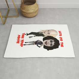 Rocky Horror Picture Show Time Warp Rug