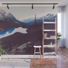 Peyto Lake - Banff National Park Wall Mural