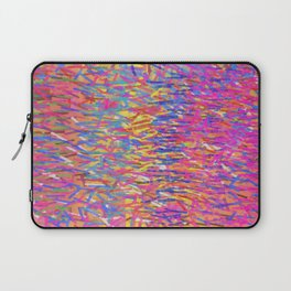 Color Cascade Laptop Sleeve