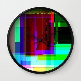 glabstract Wall Clock