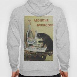 Vintage poster - Absinthe Bourgeois Hoody