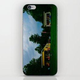 Adirondack Camp iPhone Skin