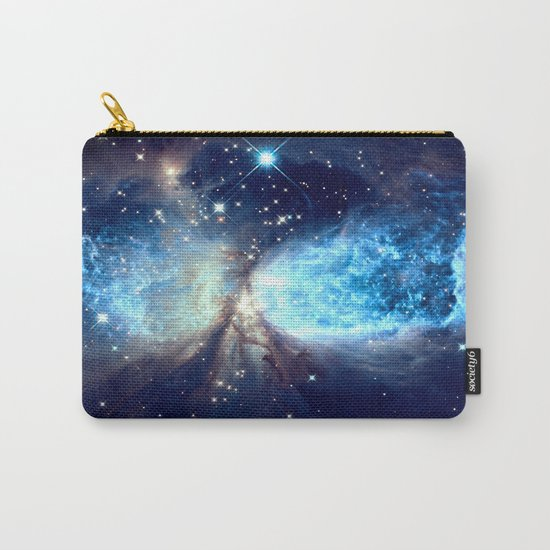 A Star is Born Teal Carry-All Pouch