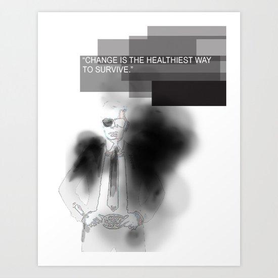 Karl inspirations Art Print