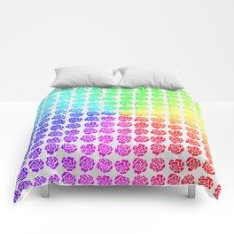 Roses pattern VIII Comforters