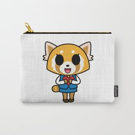 Aggretsuko Loves You! Carry-All Pouch