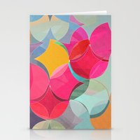 fifth harmony Stationery Cards featuring HARMONY by Julia Tomova