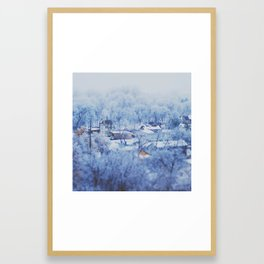 Logan, Utah Framed Art Print
