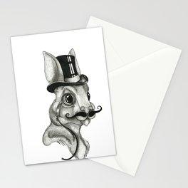 Gentleman Rabbit Stationery Cards