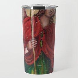 Archangel Gabriel Travel Mug