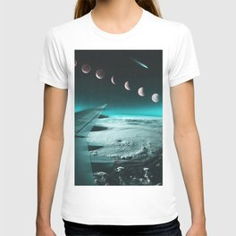 I'd risk to fall. Just to know how it feels to fly T-shirt