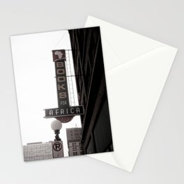 The City She Loves Me Stationery Cards