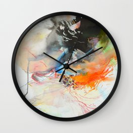 Day 91 Wall Clock