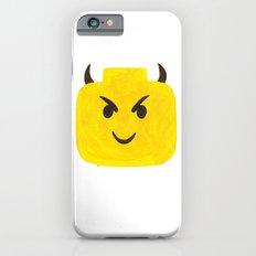 Emoji Minifigure Devil Slim Case iPhone 6s