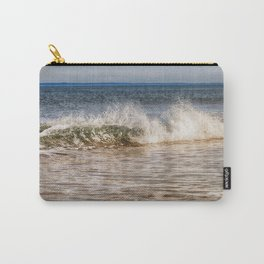 Beach Wave Carry-All Pouch
