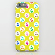 Yummy cherries Slim Case iPhone 6s