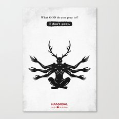 Hannibal - Ko No Mono Canvas Print