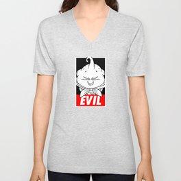 Evil Unisex V-Neck