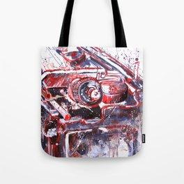 Hypewriter Tote Bag