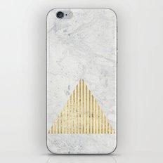 Trian Gold iPhone & iPod Skin