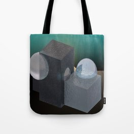 Real Estate Bubbles Tote Bag