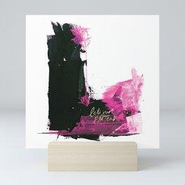 Let's Just Pretend Mini Art Print