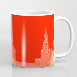 Squared: Objects For Sell Coffee Mug