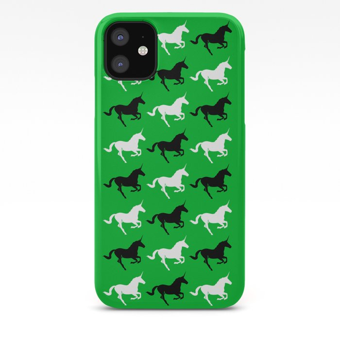 Unicorns iPhone Case