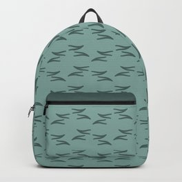 Misty Valley (Moss) Backpack