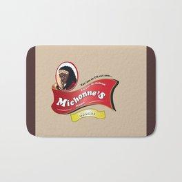 Michonne's Famous Scones  Bath Mat