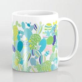 Cactus Mania Coffee Mug