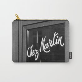 Chez Martin Carry-All Pouch