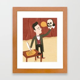 Shakespeare Framed Art Print