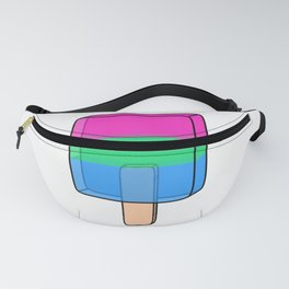 Ply Pride Popsicle Fanny Pack