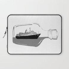 ship in a bottle Laptop Sleeve