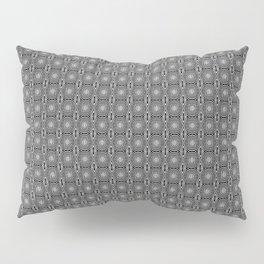 Zebra Illusions Pattern Pillow Sham