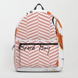 Beard Boy: Red Hot Richard Backpack