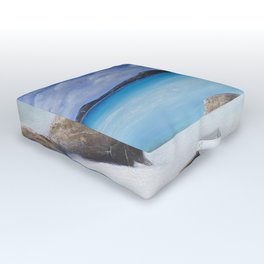 Ocean Outdoor Floor Cushion