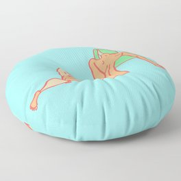 Poolside Floor Pillow