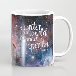 Victor Hugo Writer Quote Coffee Mug