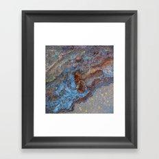 Rust 1, 2016 Framed Art Print