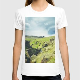 Iceland - Ascending T-shirt